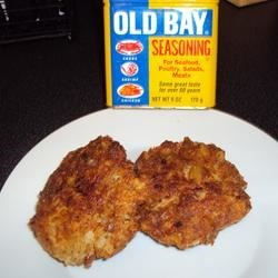 Maryland Crab Cakes I Recipe - Growing up near the Chesapeake Bay you learn that crabs are as valuable as gold. My mom made crab cakes every Friday in the summer months, but I like my recipe just a tad better. Don't tell mom.