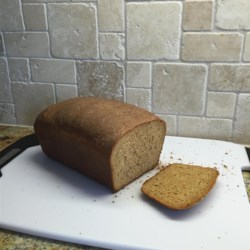 German Rye Bread Recipe - Nothing smells better than home-baked bread--this is a hearty bread, great with mustard, corned beef, Swiss cheese, and sauerkraut.
