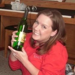 Me & My Wine...what a pair!