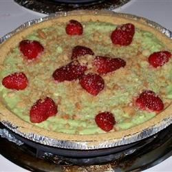 Avocado Pie Recipe - If you love avocados, you'll love this simple, no-bake pie. Avocados are blended with fresh lemon juice, sweetened condensed milk, and poured into a graham cracker crust. It 's served chilled with dollops of whipped cream.