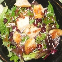 Raspberry Balsamic Dressing (November 10, 2009)