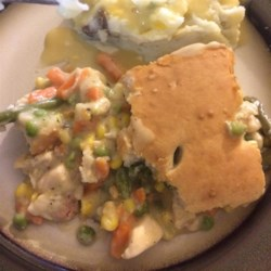 Step Inside-Out Chicken Pot Pie Photos - Allrecipes.com