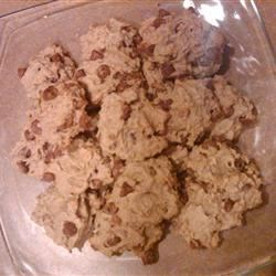 Applesauce Oatmeal Cookies Recipe - This quick and easy cookie recipe delivers oatmeal cookies made with applesauce.