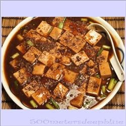Ma Po Tofu--One of the most famous Sichuan(Szechuan) Dishes