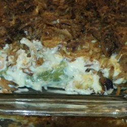 Asparagus Casserole Recipe - This is a recipe passed down from my mother. If you're concerned about calories, this isn't for you. Believe me it is absolutely wonderful!!