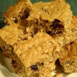 Granola Bars I Recipe - My son makes these bars for camping trips and soccer tournaments.
