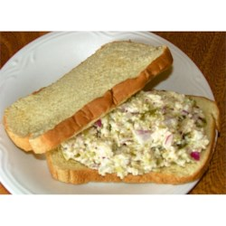 Angel's Chunky Chicken Salad Recipe - I made up this recipe after a similar sandwich served at a diner. It's not the same, but just as good.