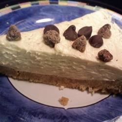 Peanut Butter Cream Pie Recipe - Peanut butter is stirred into whipped cream cheese and confectioners ' sugar. Then yummy whipped topping is folded in, and this creamy filling is spooned into a prepared graham cracker crust, and sprinkled with chopped peanuts.