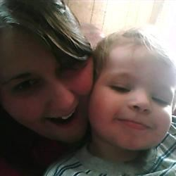 me and my 2 year old