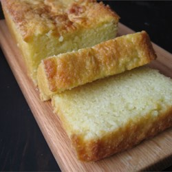 Yogurt Cake Recipe - A pound cake made with yogurt instead of sour cream. I have used this recipe for a long time and had misplaced it. I went to my daughter and had her give me another copy.