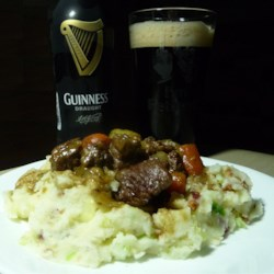 Beer Braised Irish Stew and Colcannon Photos - Allrecipes.com
