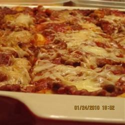 World's Best Lasagna!