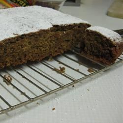 Applesauce Cake IV Recipe - Quick, easy and very moist spice cake! It makes a great snack!