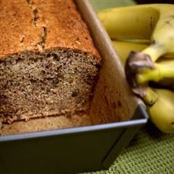 Best Ever Banana Bread Recipe - Buttermilk is the secret ingredient that makes this nutty banana bread extra moist.