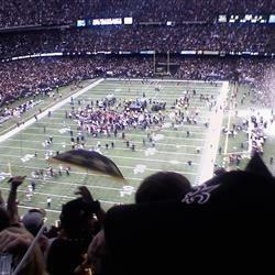 Super Bowl Bound Baby!!!!!!!!!