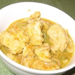 Spaetzle and Chicken Soup (November 19, 2009)