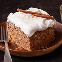 Old Fashioned Applesauce Spice Cake Recipe - Allrecipes.com