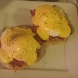 Quick And Easy Hollandaise Sauce In The Microwave Photos Allrecipes