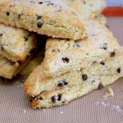 Grandma Johnson's Scones Recipe and Video - Using simple ingredients and only 30 minutes, this easy raisin scone recipe is a perfect sweet snack for the whole family.