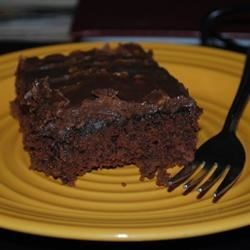 Chocolate Sheet Cake I Recipe - Good old fashioned chocolate cake with homemade chocolate frosting. A family favorite for many many years.