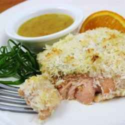 Orange Coconut Salmon