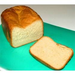 Buttermilk Bread II Recipe - This recipe yields two loaves of buttermilk white bread, a deservedly popular bread.