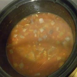 chicken tortilla soup!