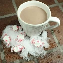 Customizable Taffy Flavored Hot Chocolate