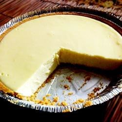 Key Lime Pie with Real Butter