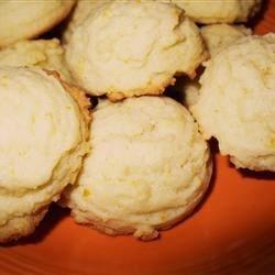 Orange Sugar Cookies Recipe - An elegant cutout or shaped sugar cookie flavored with orange juice and orange zest.