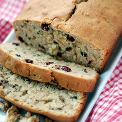 Cranberry Walnut Bread Recipe - These orange-scented quickbreads are full of chopped nuts and cranberries. They keep well, and also make great gifts!