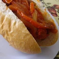 Slow Cooker Sausage with Sauce Photos - Allrecipes.com