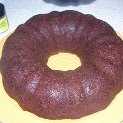 Cola Cake Recipe - This recipe uses a can of soda blended with cake mix instead of oil, water, and eggs. The cake comes out surprisingly fluffy, moist, and flavorful.