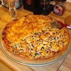 My beautiful Pizza