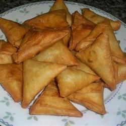 how to make beef samosa from scratch