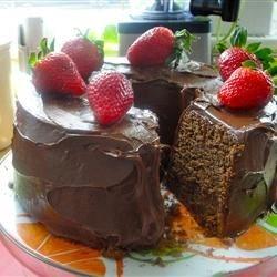 Chocolate Pound Cake I