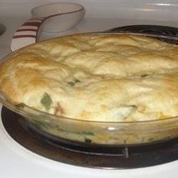 Easy Chicken/Turkey Pot Pie