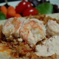 Shrimp Burritos