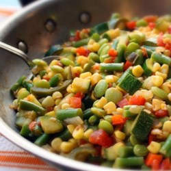 Chef John's Succotash Recipe and Video - America's oldest vegetable recipe gets a delicious update with Chef John's recipe for succotash.
