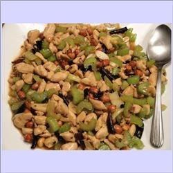 Gong Bao Ji Ding--Kung Pao Chicken