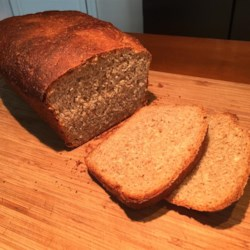 Ezekiel Bread I Recipe - This is the bread that Ezekiel lived off of while he was in the desert for two years. It is supposed to be nutritionally complete. The recipe calls for grinding your own flour from a variety of grains and dried beans.