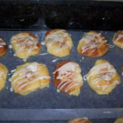 Kolaches I Recipe - This is a fruit-filled Czech pastry that you must be careful with, or you will find you have eaten them all up!