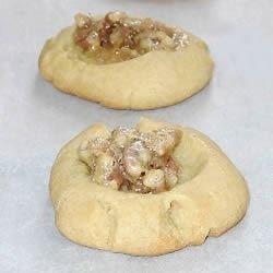 Pecan Filled Cookies