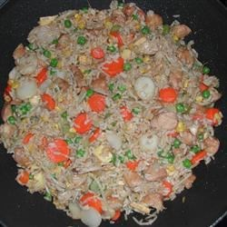 My Chicken Fried Rice