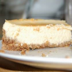 Philly Cheesecake Recipe - Just plain-old, extra good cheesecake like the ones from New York and Philly.