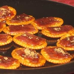 Bacon Crackers (New Year's Eve 2009)