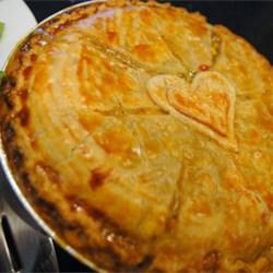 Chicken Pot Pie -- with love