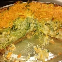 Tofu Quiche with Broccoli Photos - Allrecipes.com