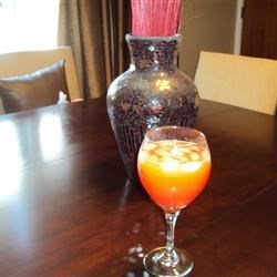 Red Death Cocktail Recipe - This drink is a sure winner for all, but watch out its will catch up to you quick!