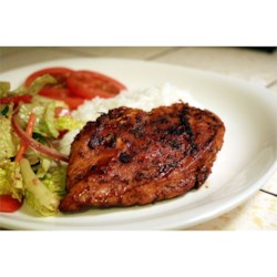 Blackened Chicken Recipe and Video - Take the bait and try this spicy charred chicken--a Cajun favorite.